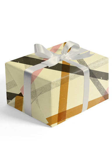 Taped Gift Wrap Pack (6 sheets)