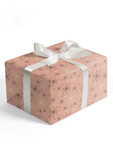 Starburst Gift Wrap Pack (6 sheets)
