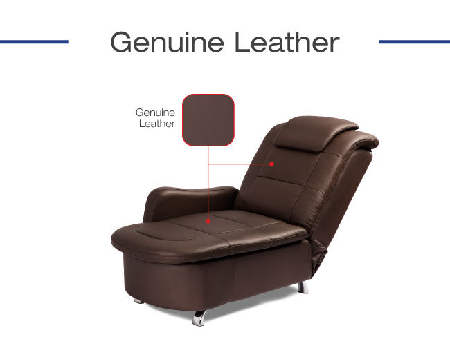 Apex Galaxy Sofa Bed Genuine Leather