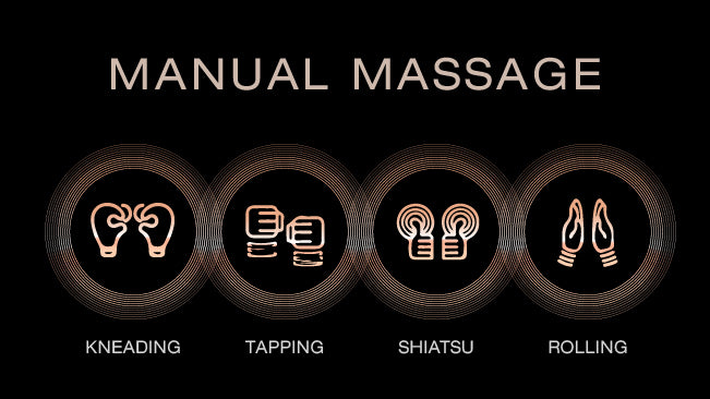 Osaki OS-Pro Maestro Manual Massage