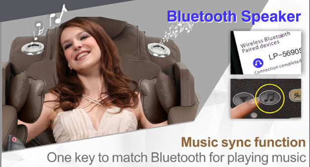 Apex Harmony One-Touch Bluetooth Sync