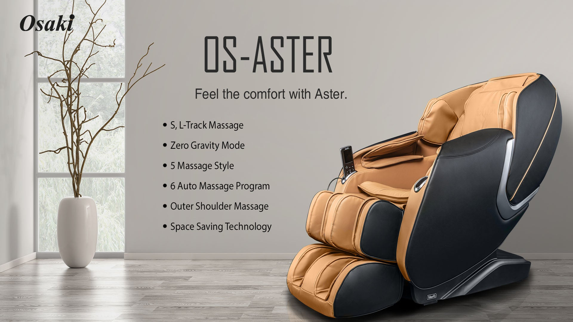 Osaki Aster OS-Aster Massage Chair