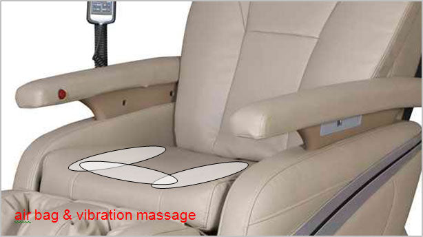 Osaki OS-1000 Massage Chair Features