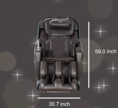 Titan Pro Summit Massage Chair Dimensions