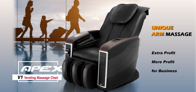 Apex V1 - Vending Massage Chair