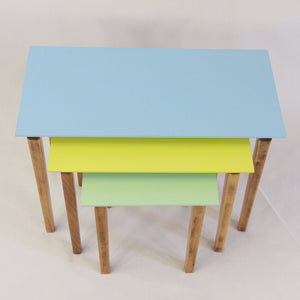 Nesting Tables Mid Century Modern