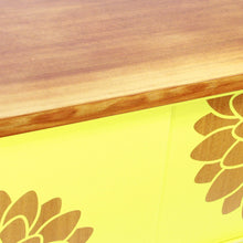 Load image into Gallery viewer, Rimu Side Board in Sunflower Yellow