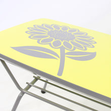 Load image into Gallery viewer, Sunflower Yellow Coffee Table