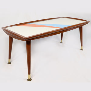 Retro Timber Coffee Table