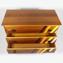 Load image into Gallery viewer, Three Drawer Rimu Dresser