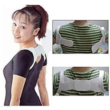 Load image into Gallery viewer, Back Brace And Posture Corrector - Unisex And Fully Adjustable