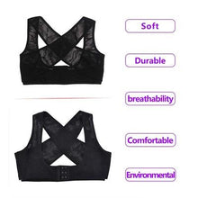 Load image into Gallery viewer, Chest / Posture Corrector And Back Brace