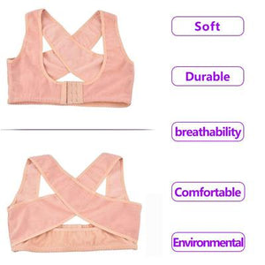 Chest / Posture Corrector And Back Brace