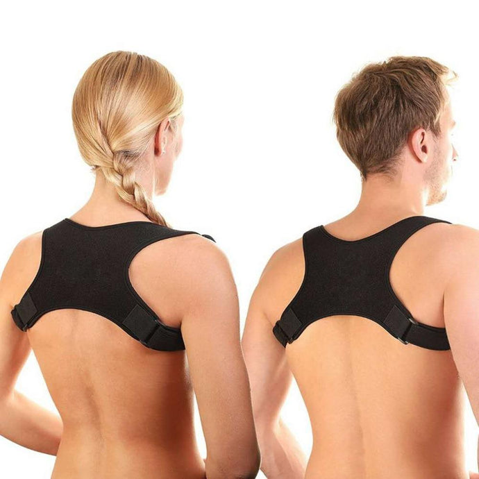 Posture Corrector / Back Brace - Unisex And Fully Adjustable