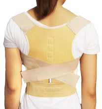 Load image into Gallery viewer, Posture Corrector / Back Brace - Unisex And Fully Adjustable