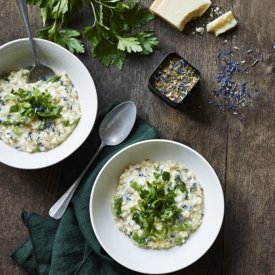 Karl Otto-risotto, which you always dreamed of making