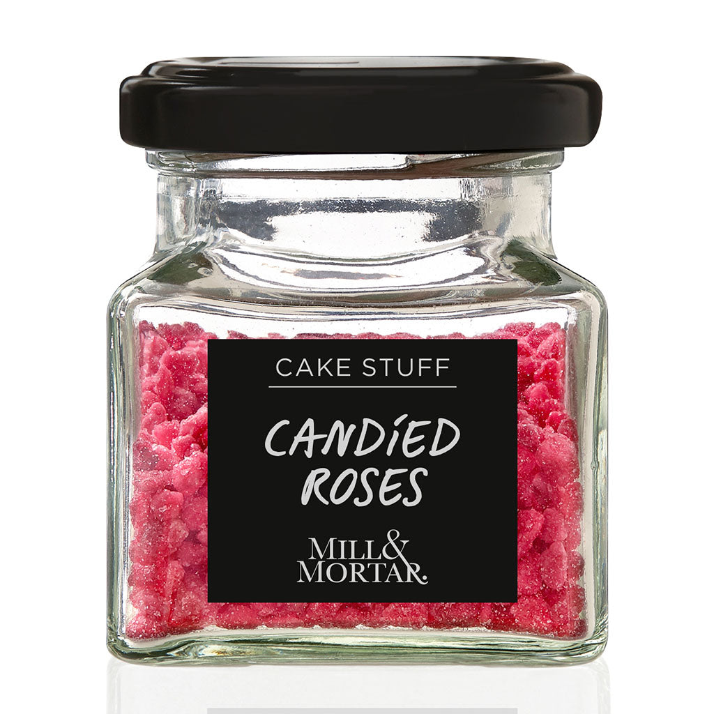 Candied rose