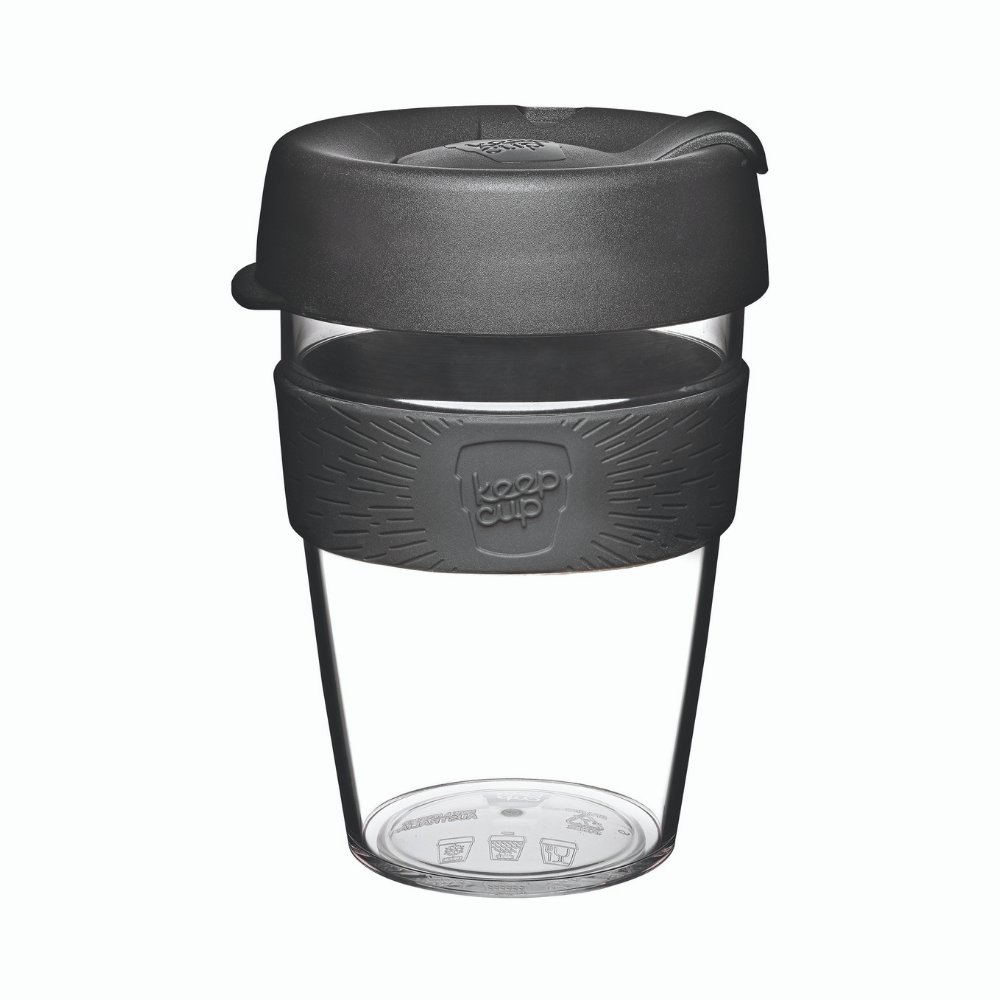Чаша KeepCup Original - Clear Edition - Origin (340 мл)