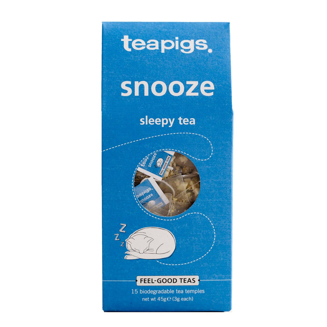 Snooze with Lavender