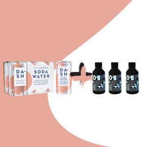 Soda & Cold brew Pack