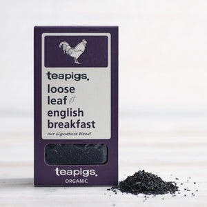 Черен чай English breakfast (насипен)