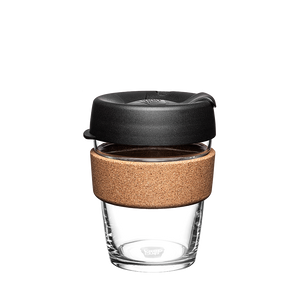 Чаша KeepCup Brew Cork Black (340 мл)