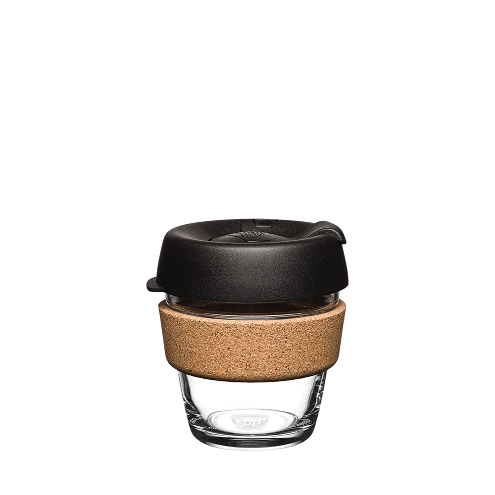 Чаша KeepCup Brew Cork Black (180 мл)