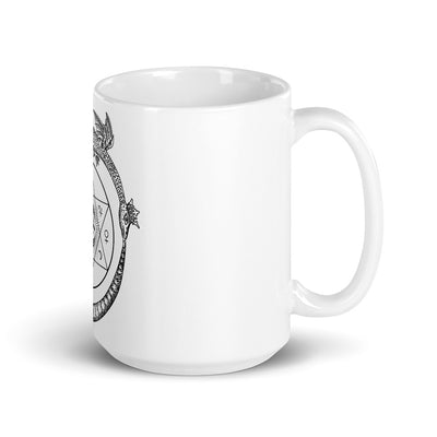 Esoteric Philosopher's Stone Coffee Mug