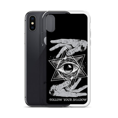 jungian shadow phone cases