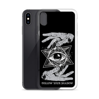 cryptic esoteric phone case