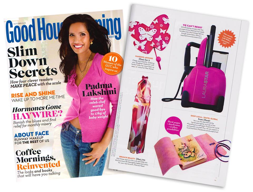 good housekeeping Dubai Uae surat journals