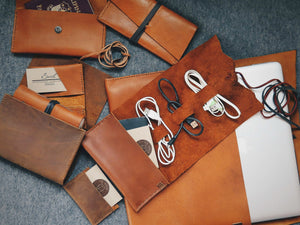 SURAT TRAVEL LEATHER JOURNALS