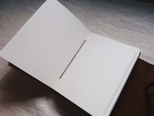 A6 Size  Travel Journal