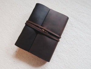 A7 Size Travel (Mini) Journal
