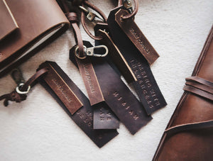Bag Tags / KeyChains