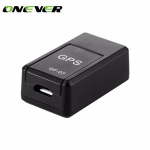 Mini GPS Tracker Locater Built-in Battery