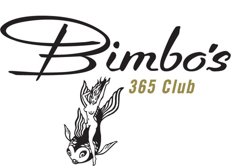 Bimbo's 365 Club - Merchandise