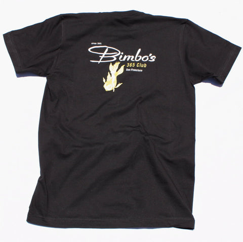 Black Dolphina T-Shirt