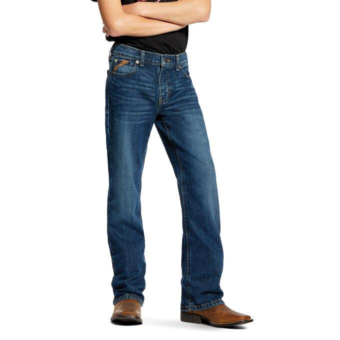 Boy's Ariat B4 Freeman Jeans