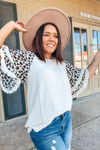 Country Mile Leopard Top