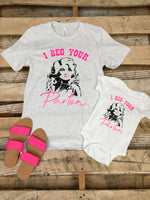 Kids I Beg Your Parton Tee