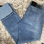 Ladies Extreme Cuffed Jean
