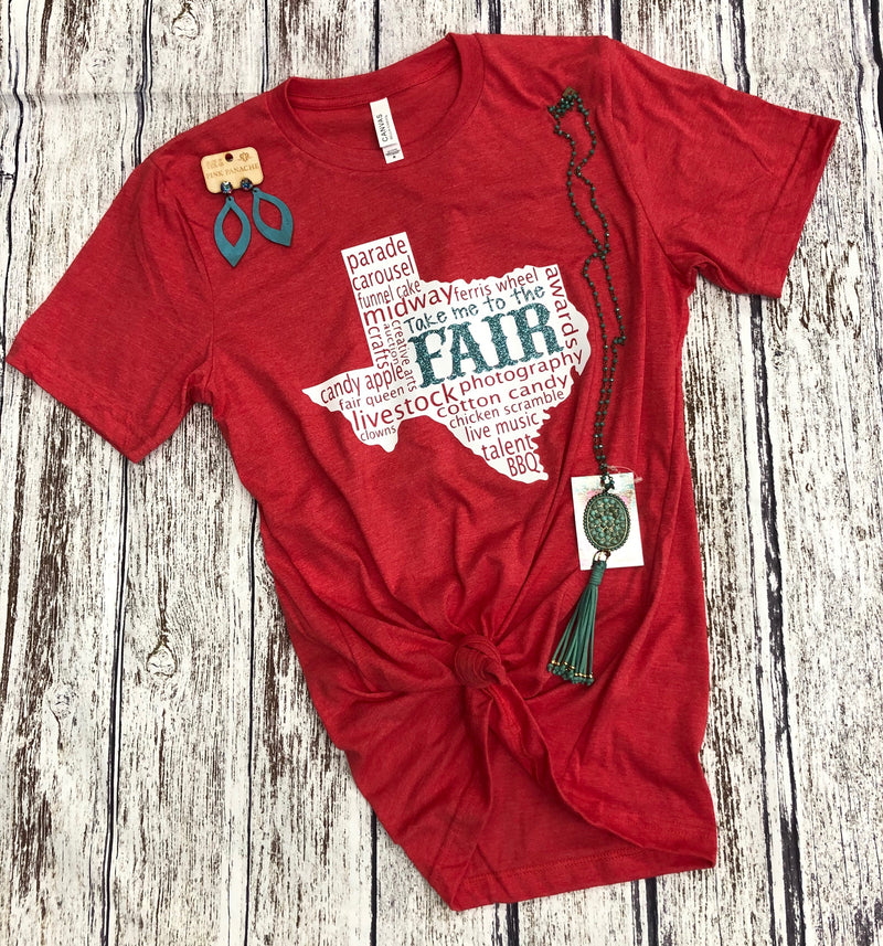 Take Me To The Fair Tee