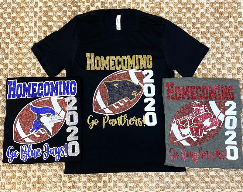 Roughnecks Homecoming Tee