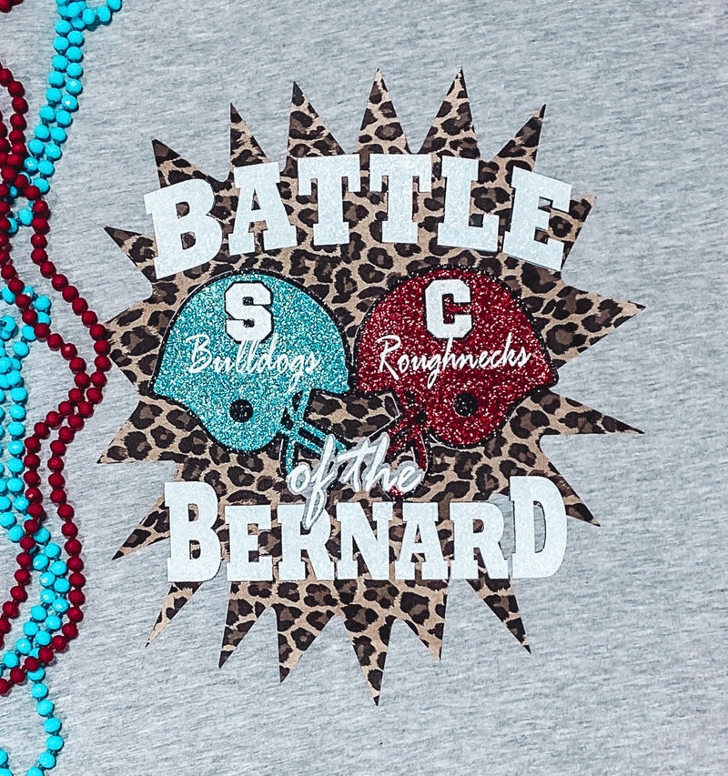 Battle of the Bernard Tee