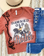 Astros Leather Earrings