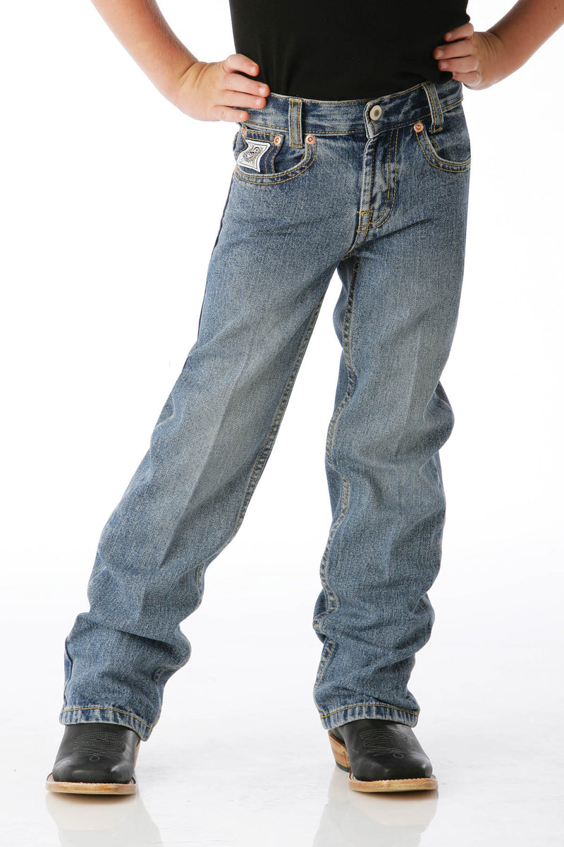 Boys Cinch White Label Jeans