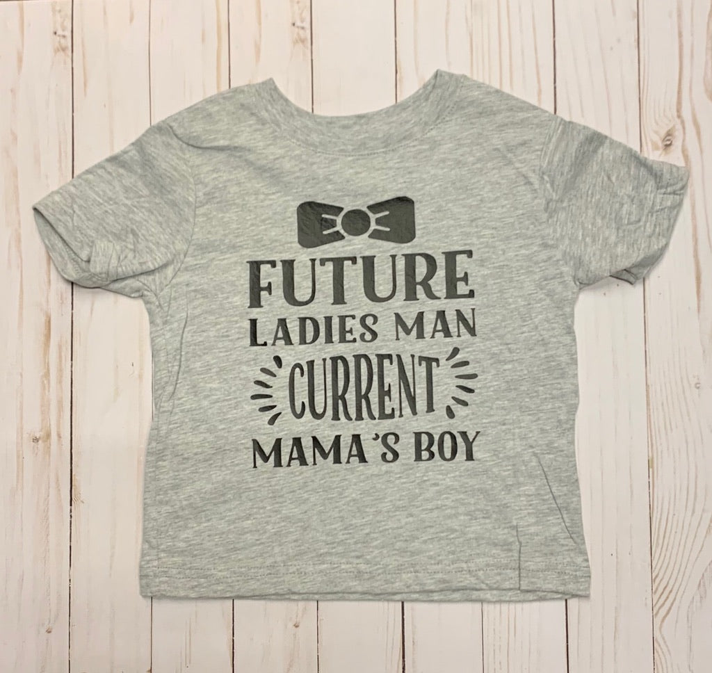 Future Ladies Man Shirt