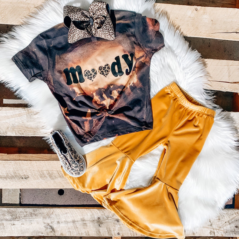 Kids Moody Bleach Tee