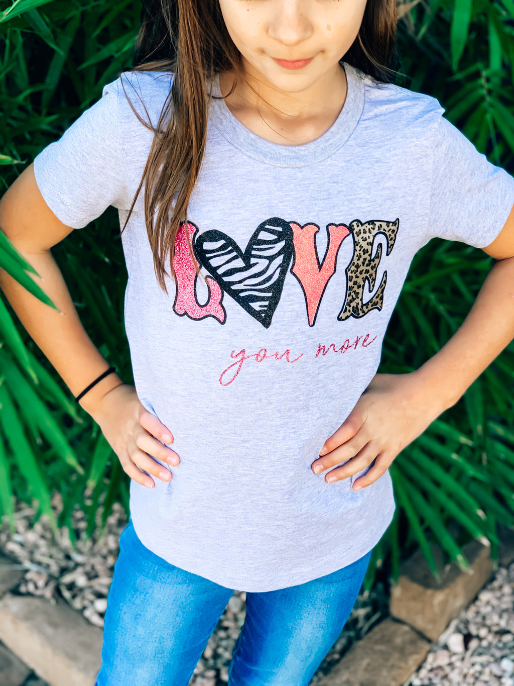 Kids Love You More Tee